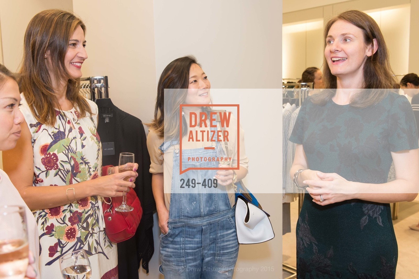 Maria Del Puy, Tiffany Yang, Michelle Zatlyn, St. John in Conversation with Exceptional Women benefiting Raphael House of San Francisco, St. John Boutique, October 22nd, 2015,Drew Altizer, Drew Altizer Photography, full-service agency, private events, San Francisco photographer, photographer california