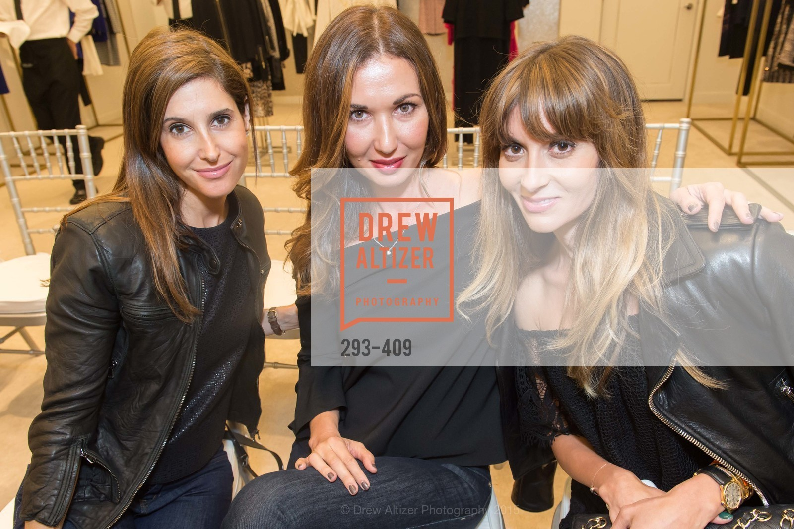 Adrienne Bavar, Camilla Papale, Mary Gonsalves Kinney, St. John in Conversation with Exceptional Women benefiting Raphael House of San Francisco, St. John Boutique, October 22nd, 2015,Drew Altizer, Drew Altizer Photography, full-service agency, private events, San Francisco photographer, photographer california