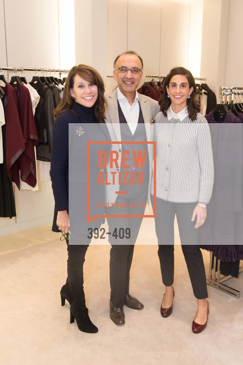 Kate DeBernardi, Qais Abrahim, Jennifer Carrillo, St. John in Conversation with Exceptional Women benefiting Raphael House of San Francisco, St. John Boutique, October 22nd, 2015,Drew Altizer, Drew Altizer Photography, full-service agency, private events, San Francisco photographer, photographer california