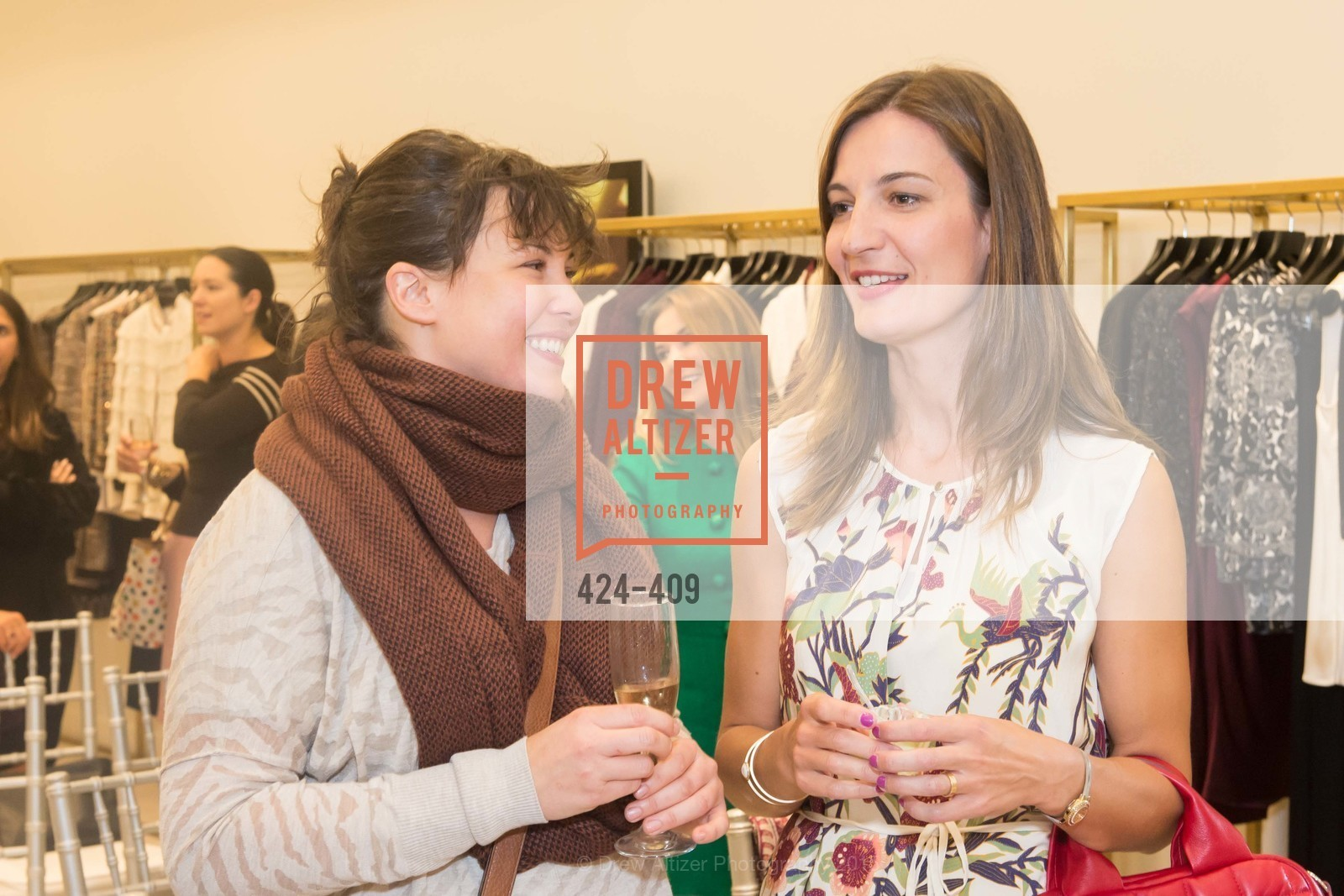 Mary Warrick, Maria Del Puy, St. John in Conversation with Exceptional Women benefiting Raphael House of San Francisco, St. John Boutique, October 22nd, 2015,Drew Altizer, Drew Altizer Photography, full-service agency, private events, San Francisco photographer, photographer california