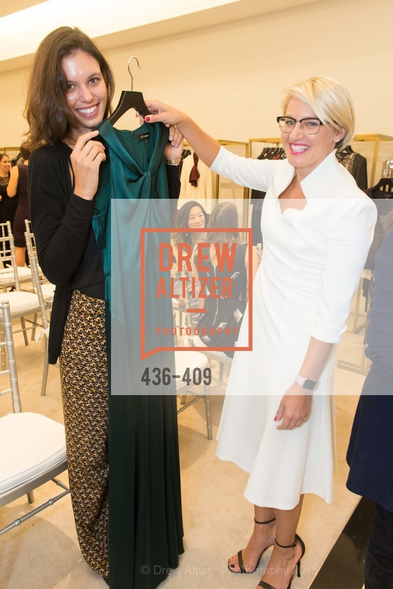 Kristin Elvinger, Maghan McDowell, St. John in Conversation with Exceptional Women benefiting Raphael House of San Francisco, St. John Boutique, October 22nd, 2015,Drew Altizer, Drew Altizer Photography, full-service agency, private events, San Francisco photographer, photographer california