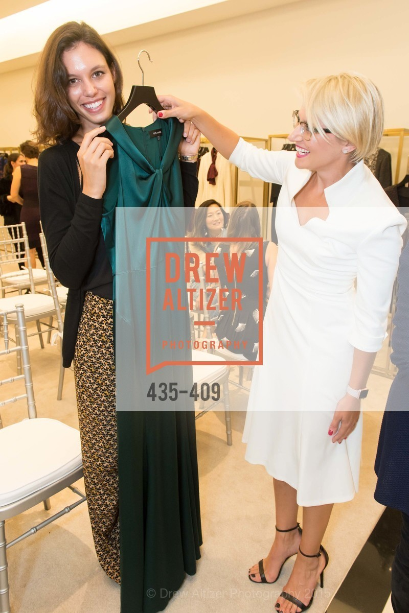 Kristin Elvinger, Maghan McDowell, St. John in Conversation with Exceptional Women benefiting Raphael House of San Francisco, St. John Boutique, October 22nd, 2015,Drew Altizer, Drew Altizer Photography, full-service event agency, private events, San Francisco photographer, photographer California