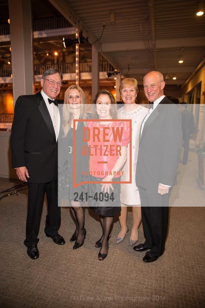 Burt Baker, Kathleen Baker, Kathy Leahy, Mary Ann Shattuck, Paul Shattuck, Photo #241-4094