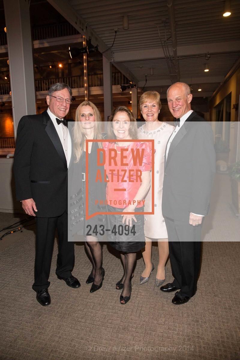 Burt Baker, Kathleen Baker, Kathy Leahy, Mary Ann Shattuck, Paul Shattuck, Photo #243-4094
