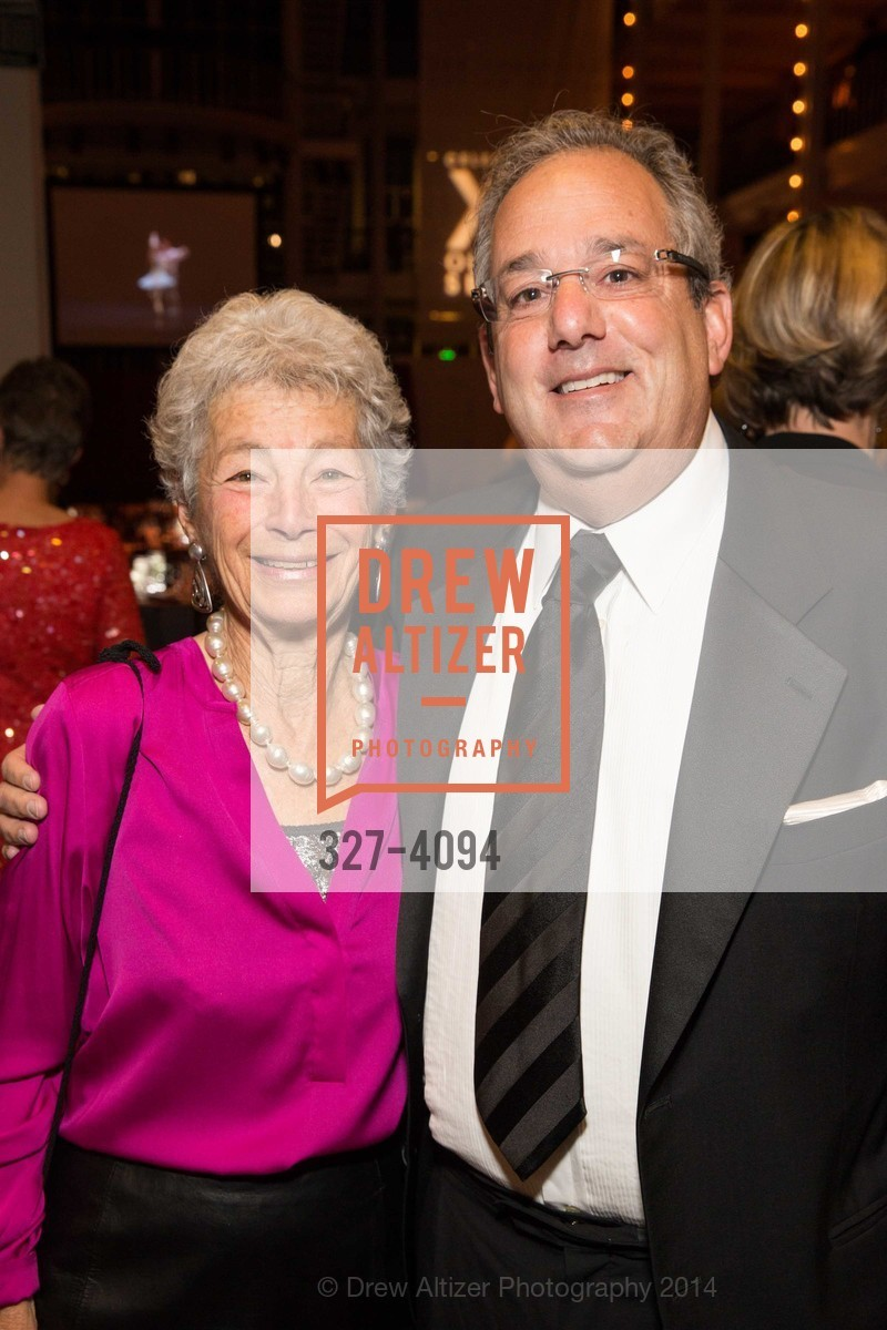 Edie Kirkwood, David Berger, Photo #327-4094