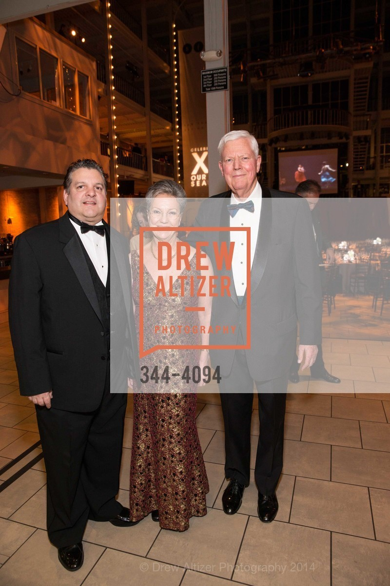 John Konstin, Patti Hume, Jerry Hume, Photo #344-4094