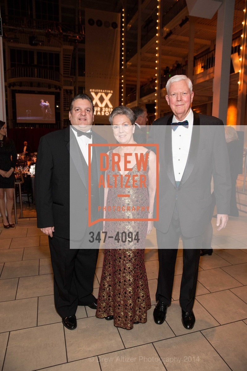 John Konstin, Patti Hume, Jerry Hume, Photo #347-4094