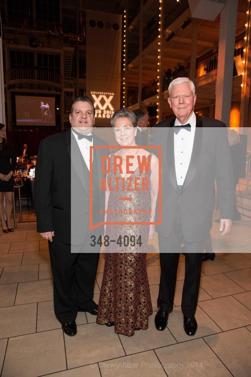 John Konstin, Patti Hume, Jerry Hume, Photo #348-4094
