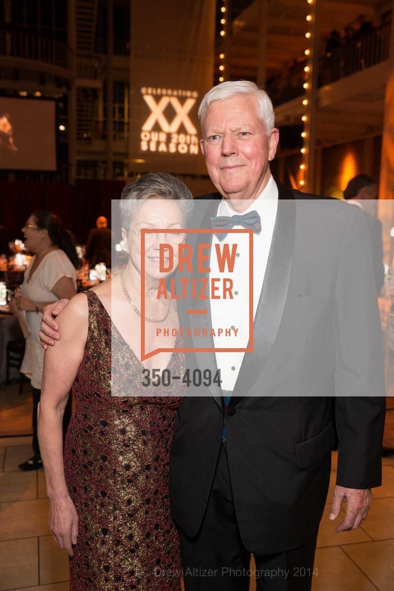 Patti Hume, Jerry Hume, Photo #350-4094