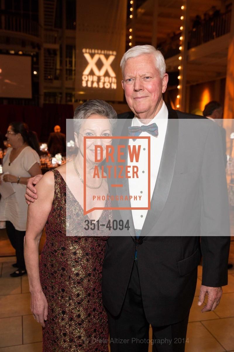 Patti Hume, Jerry Hume, Photo #351-4094