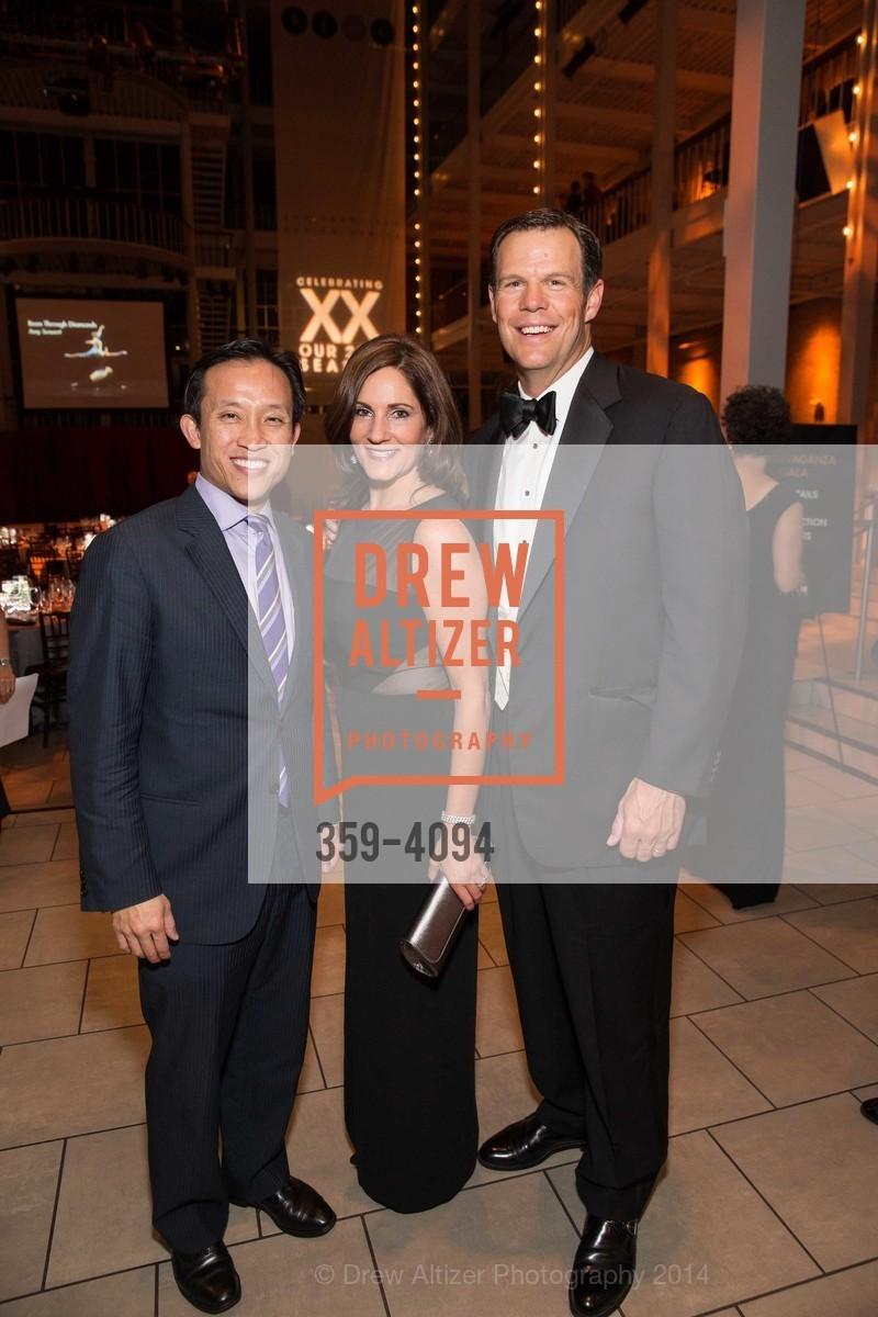 David Chiu, Kathleen Cooper, Bill Cooper, Photo #359-4094