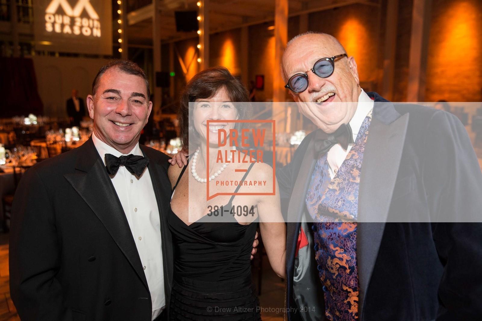Marc Corsi, Melissa Corsi, Wilkes Bashford, Photo #381-4094