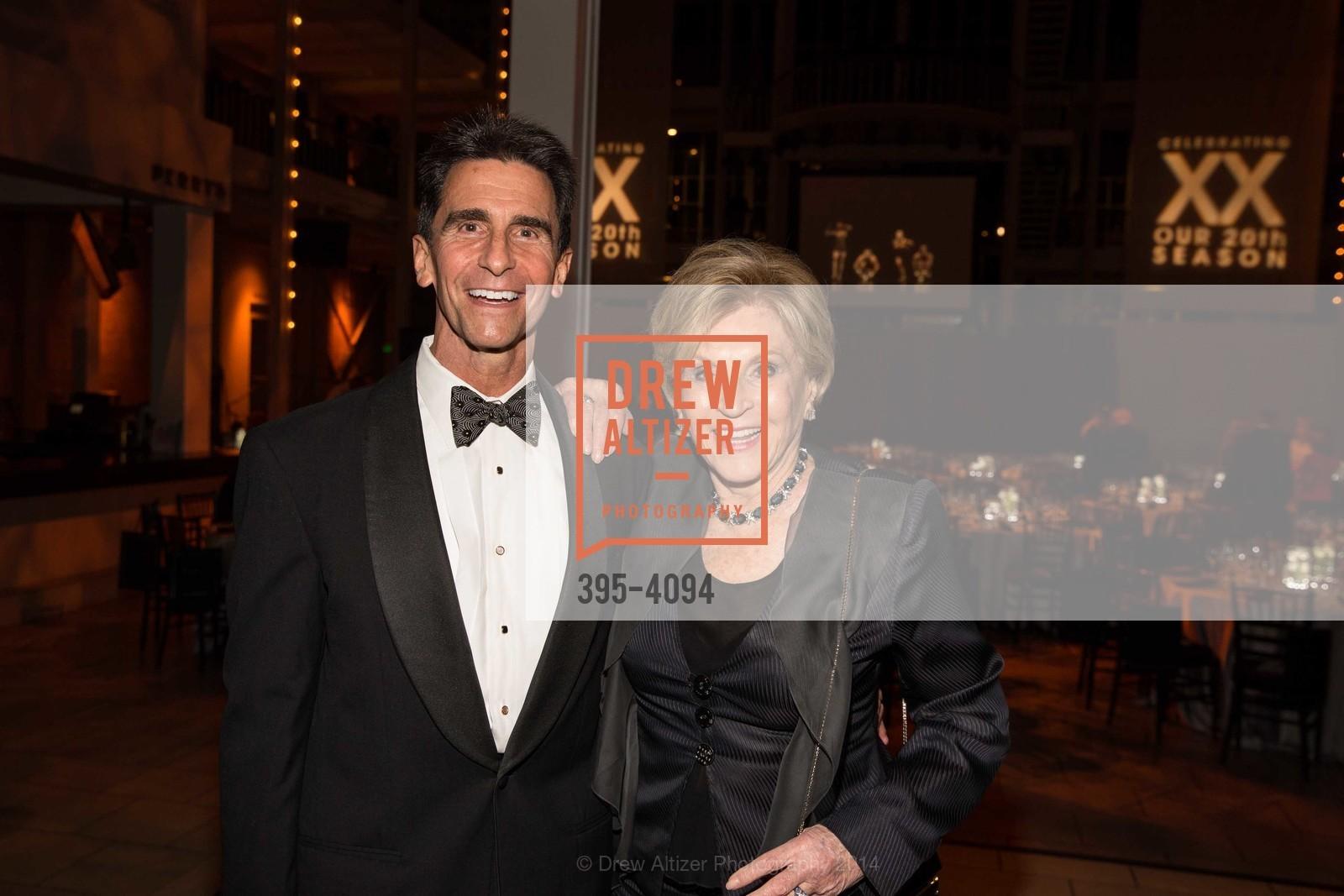 Senator Mark Leno, Lois Lehrman, Photo #395-4094