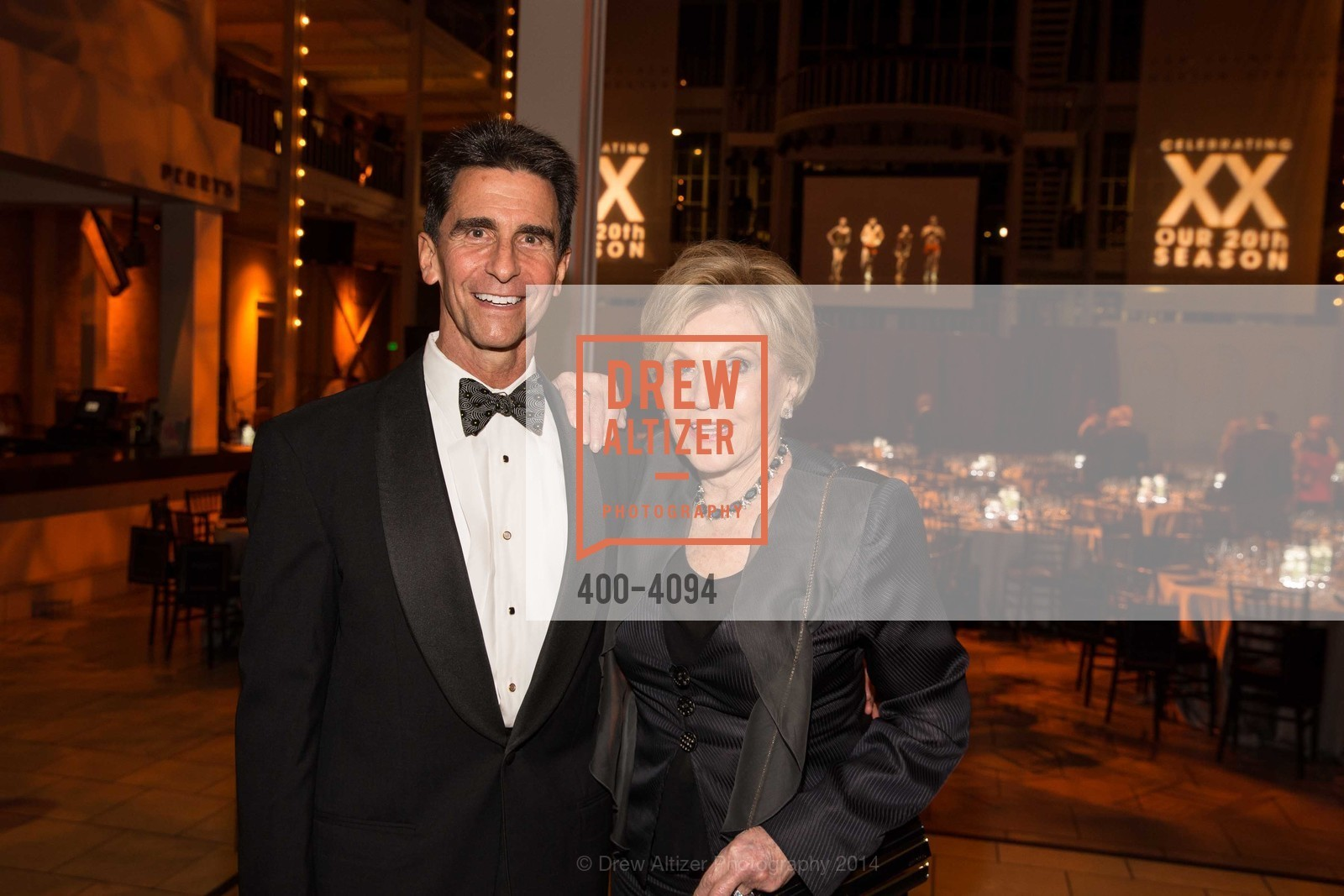 Senator Mark Leno, Lois Lehrman, Photo #400-4094