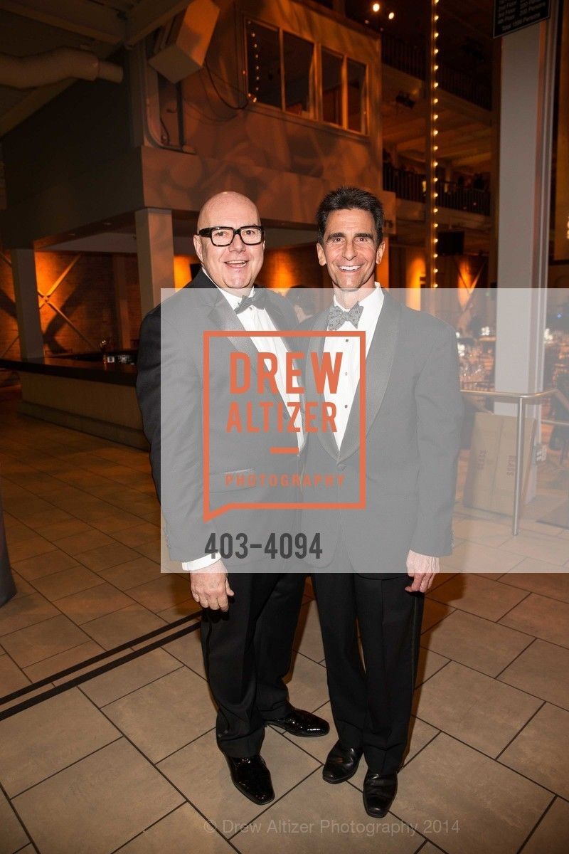Robert Atkinson, Senator Mark Leno, Photo #403-4094