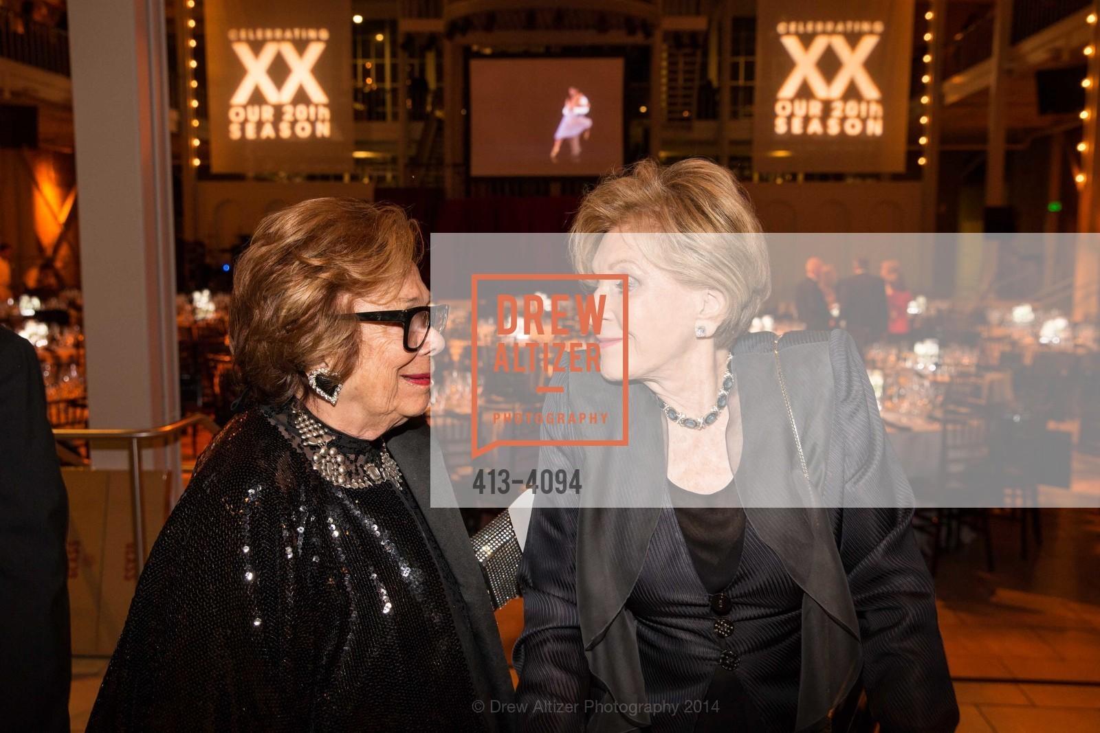 Ellen Newman, Lois Lehrman, Photo #413-4094