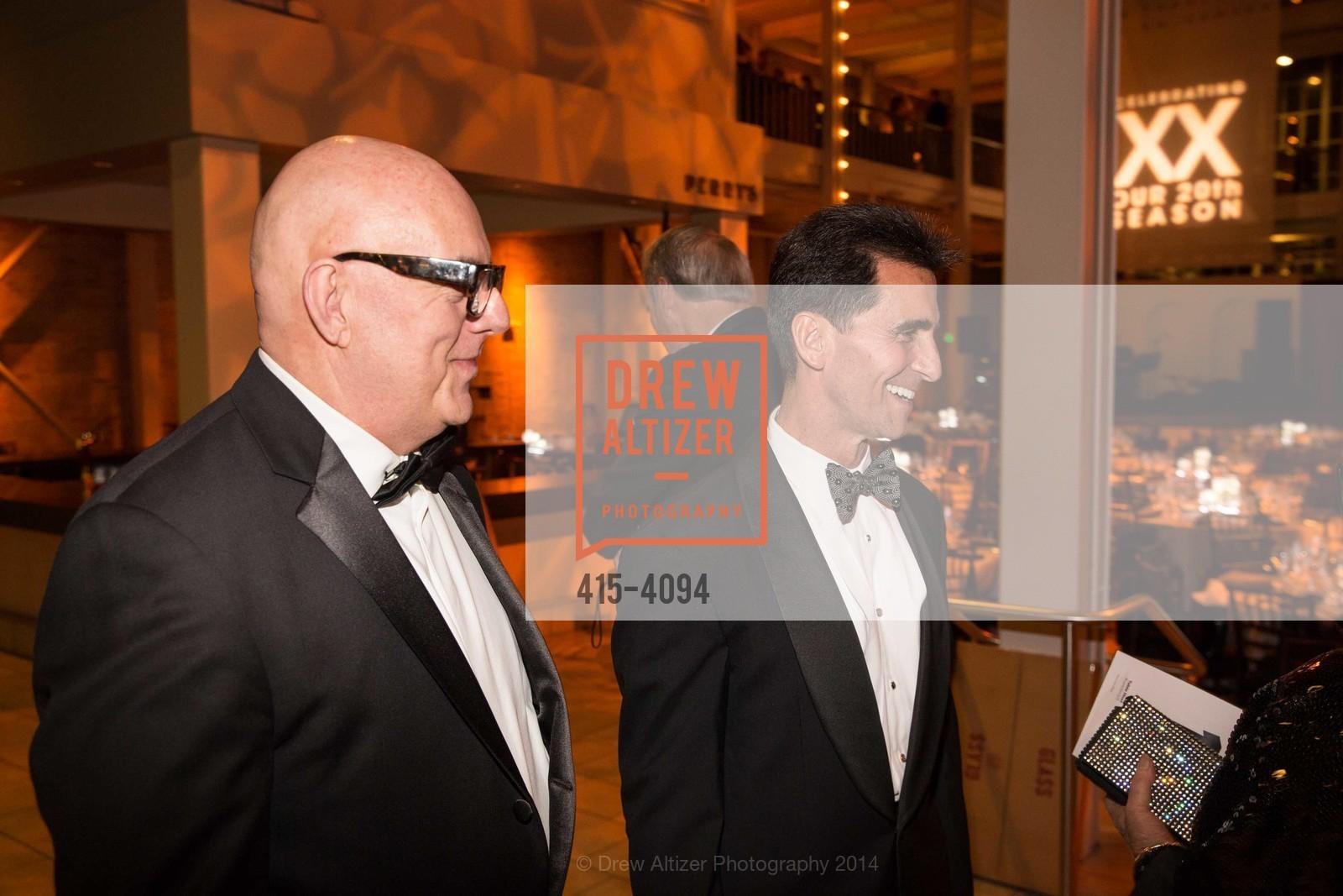 Robert Atkinson, Senator Mark Leno, Photo #415-4094
