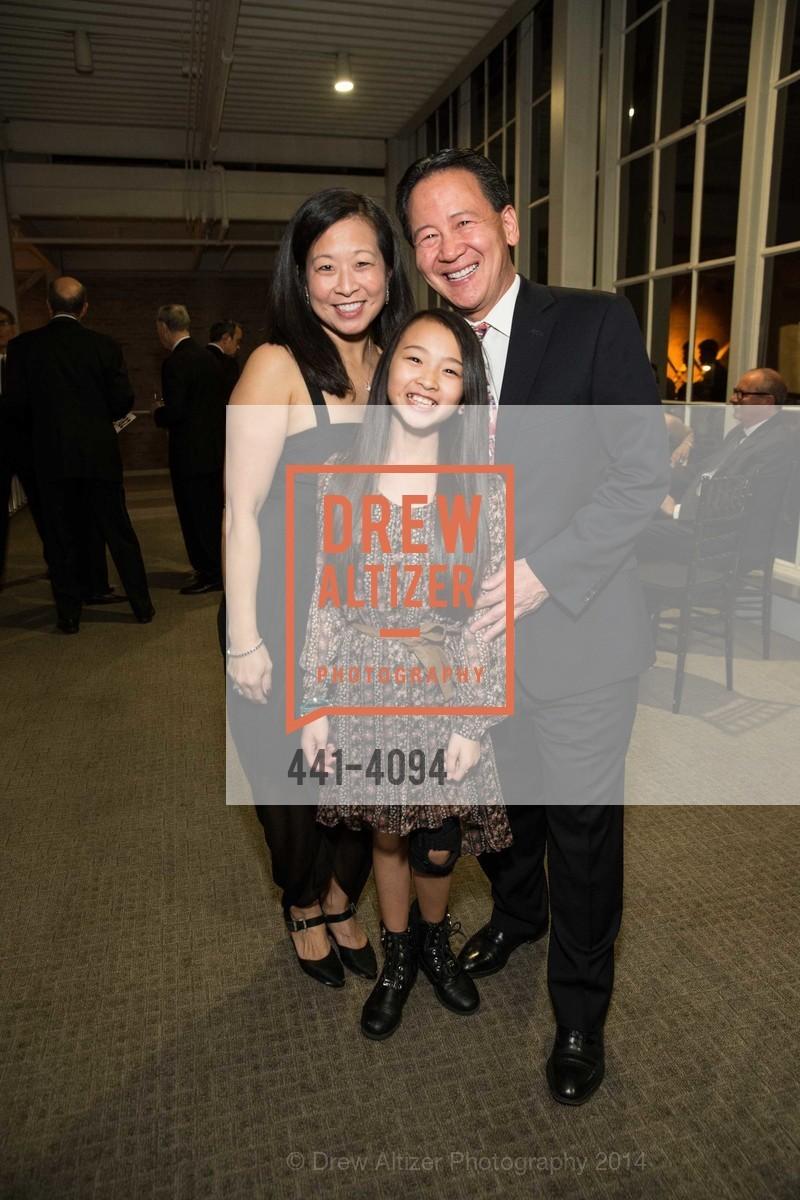 An H. Chen, Patti Chen, Clement Chen, Photo #441-4094