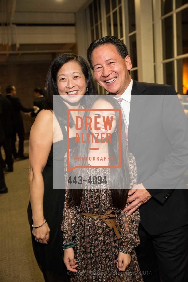 An H. Chen, Patti Chen, Clement Chen, Photo #443-4094