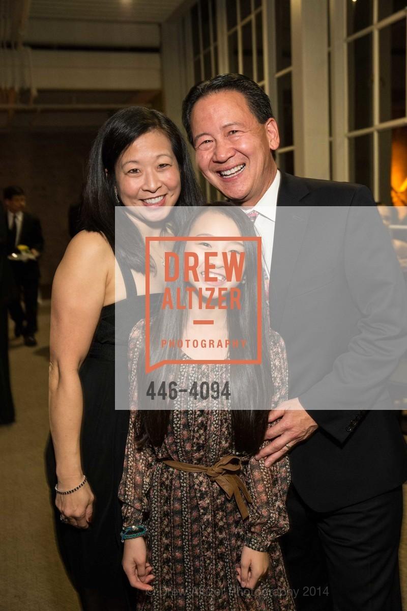 An H. Chen, Patti Chen, Clement Chen, Photo #446-4094