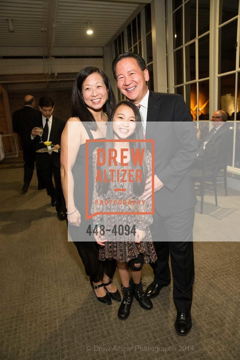 An H. Chen, Patti Chen, Clement Chen, Photo #448-4094