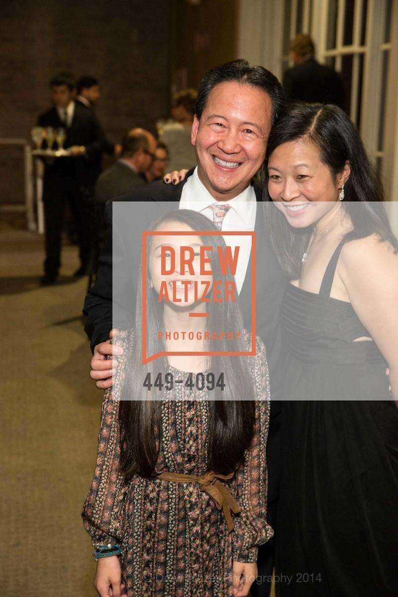 Clement Chen, Patti Chen, An H. Chen, Photo #449-4094