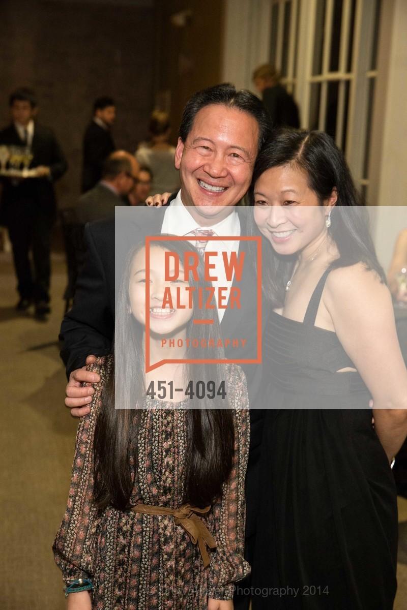 Clement Chen, Patti Chen, An H. Chen, Photo #451-4094