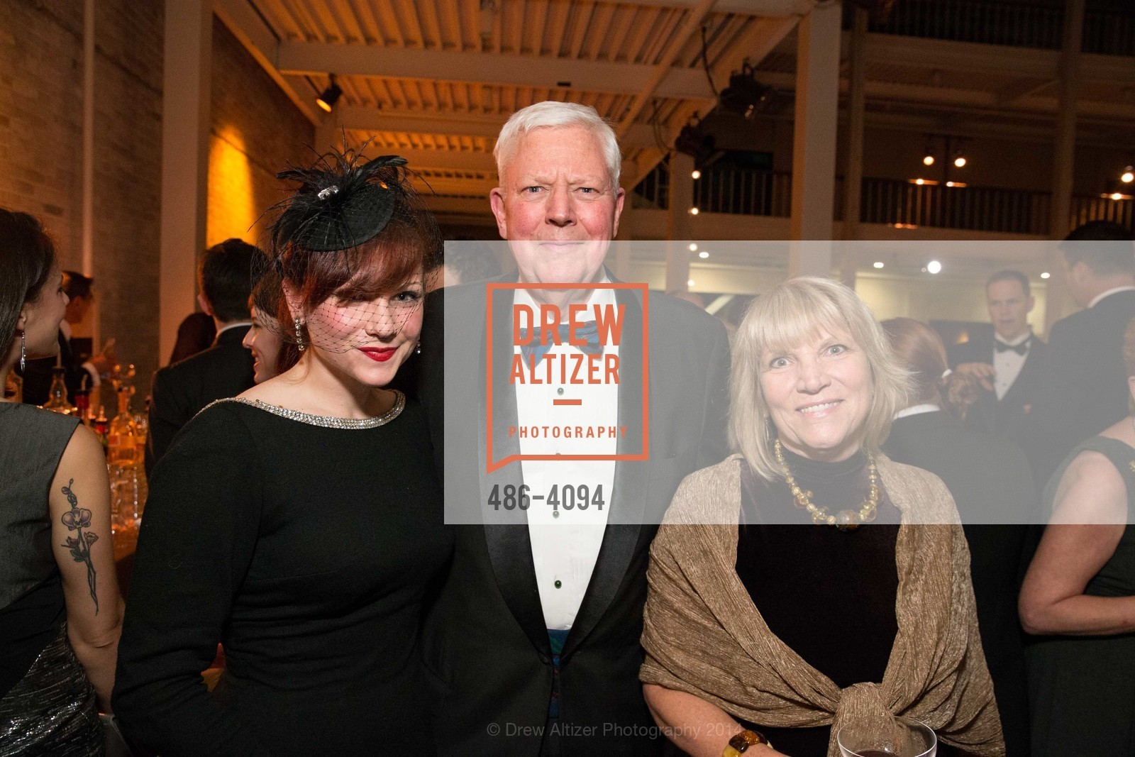 Emily Kyle, Jerry Hume, Athena Kyle, Photo #486-4094