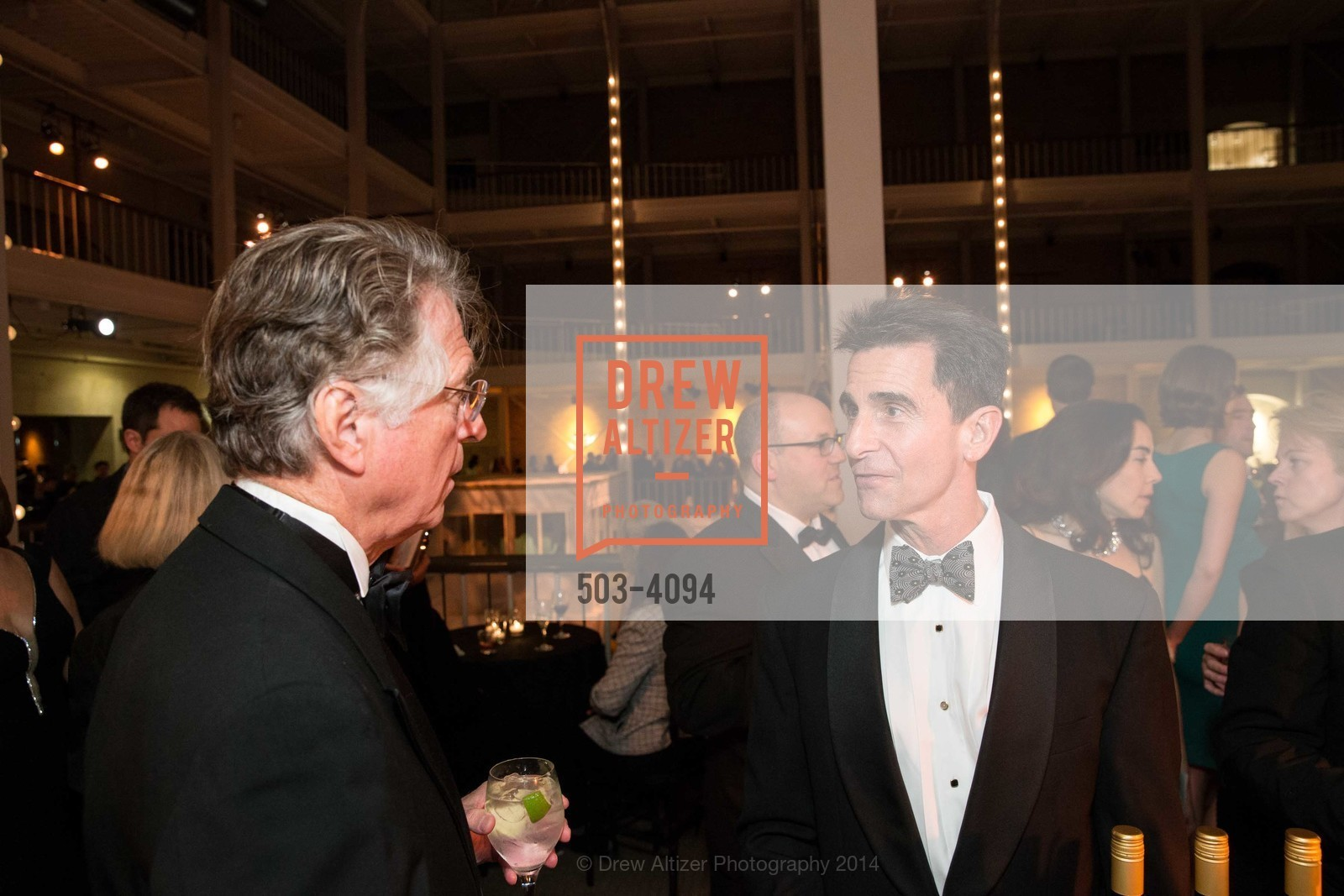 Leon Huntting, Senator Mark Leno, Photo #503-4094