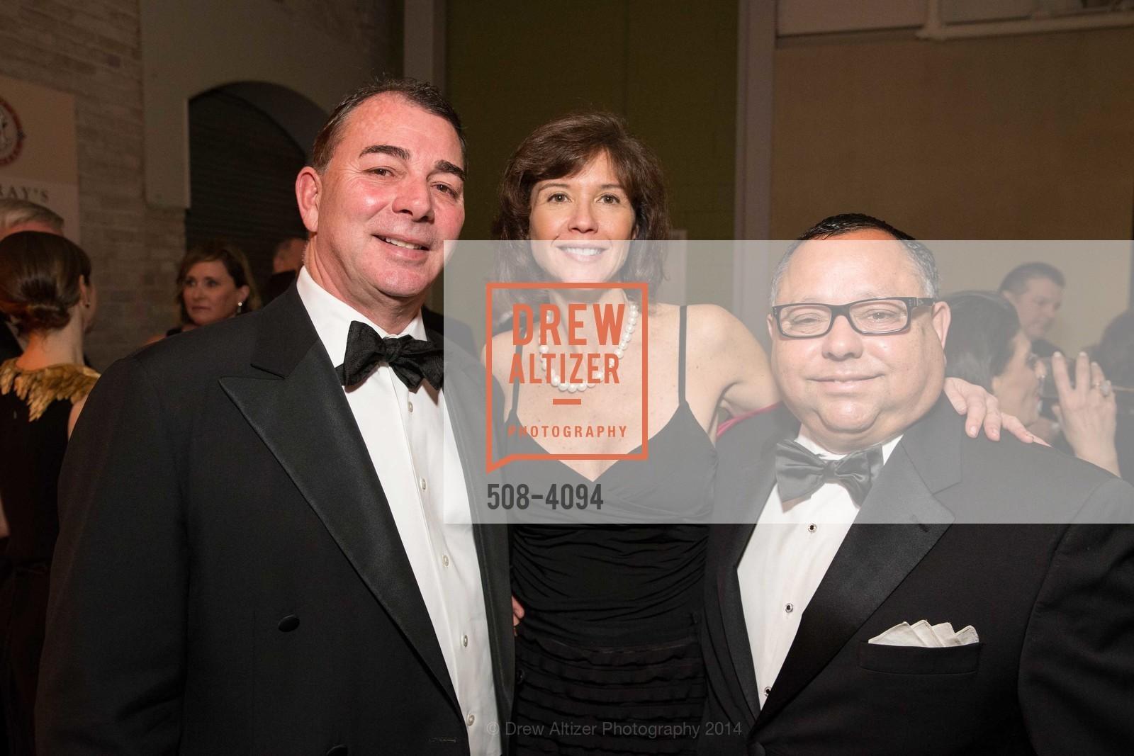 Marc Corsi, Melissa Corsi, Fred Naranjo, Photo #508-4094