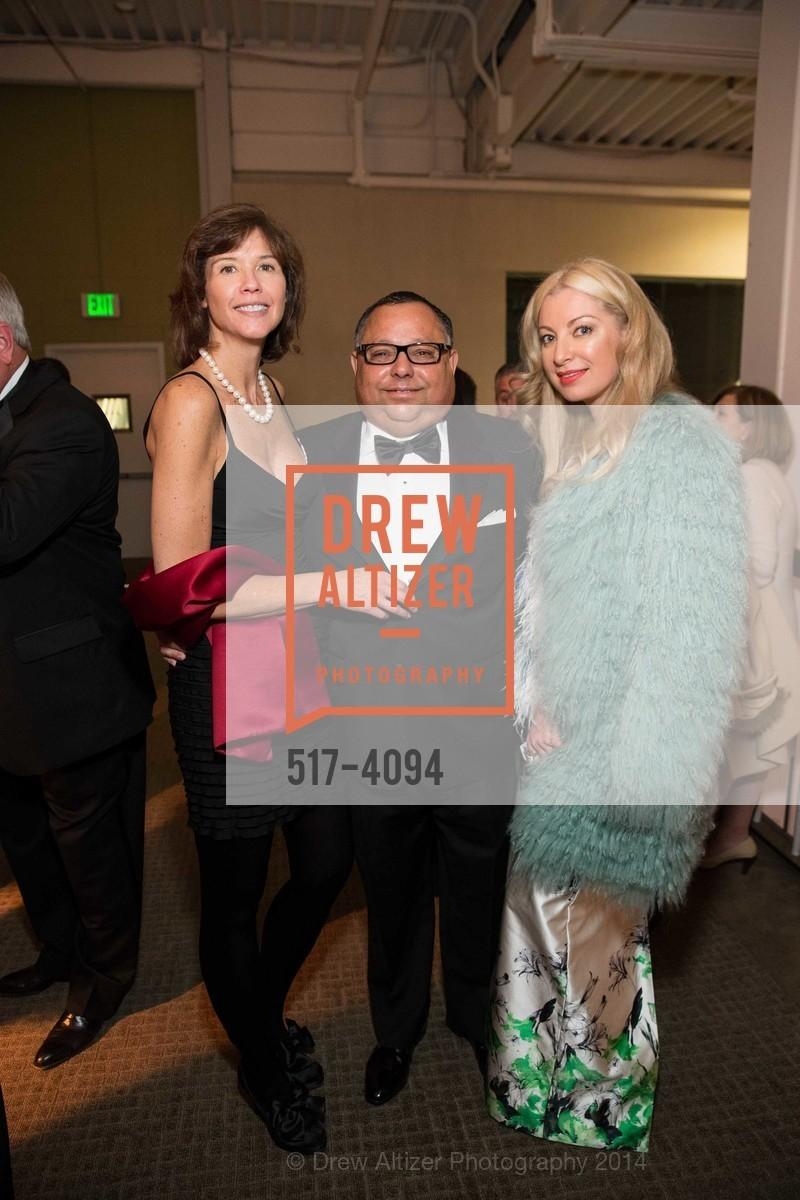 Melissa Corsi, Fred Naranjo, Sonya Molodetskaya, Photo #517-4094