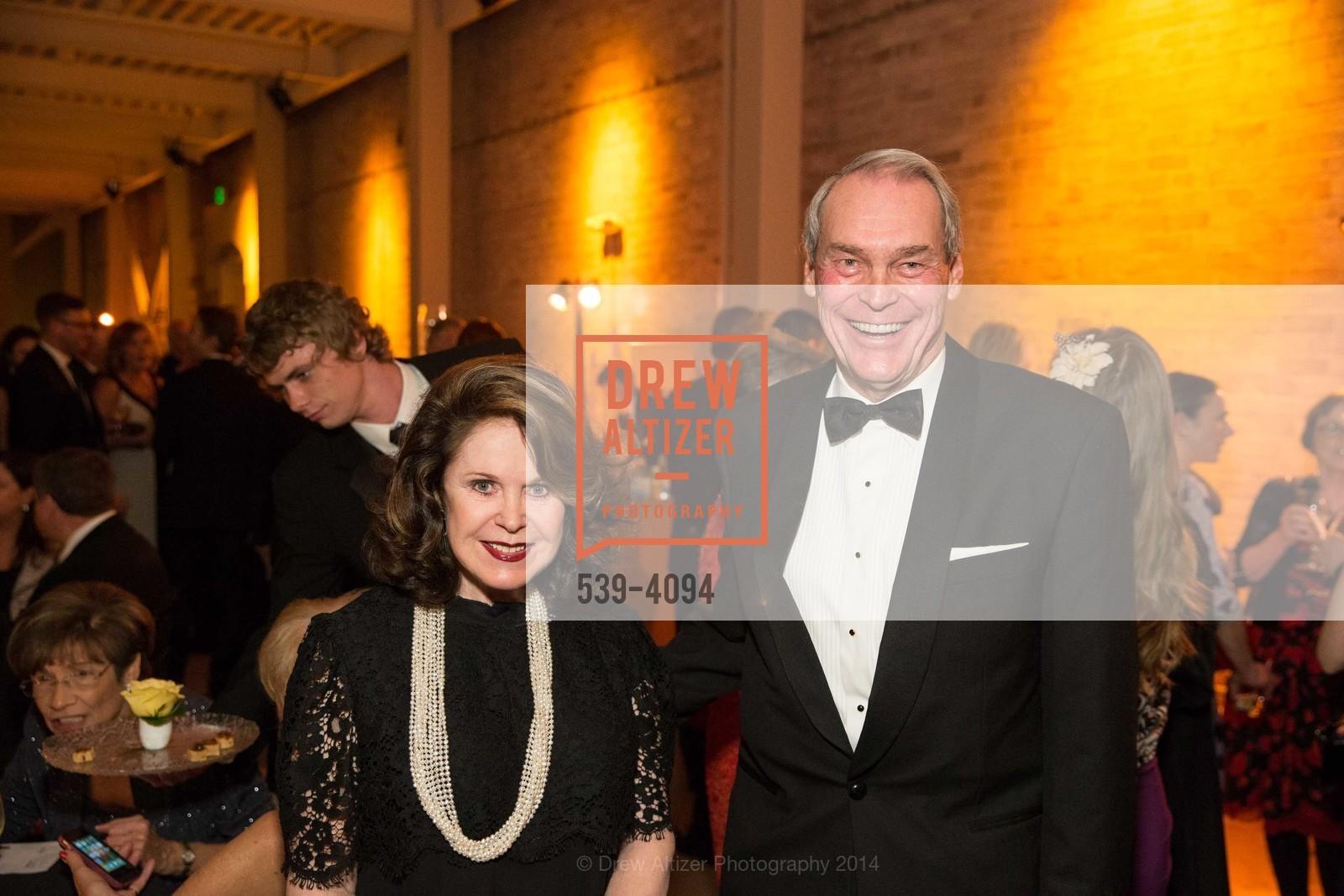 Ann Moller Caen, Doug Fenton, Photo #539-4094
