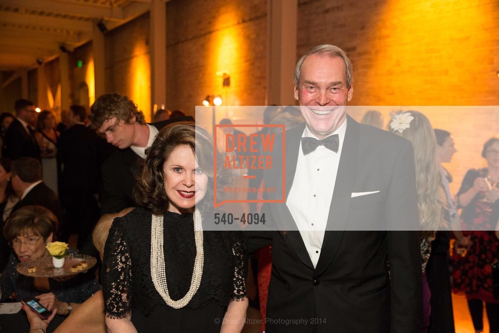 Ann Moller Caen, Doug Fenton, Photo #540-4094