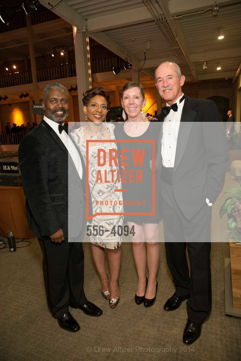 Tommie Moon, Renel Brooks-Moon, Barb Lindhorst, Jerry Mosher, Photo #556-4094