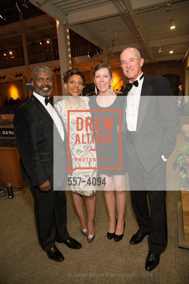 Tommie Moon, Renel Brooks-Moon, Barb Lindhorst, Jerry Mosher, Photo #557-4094