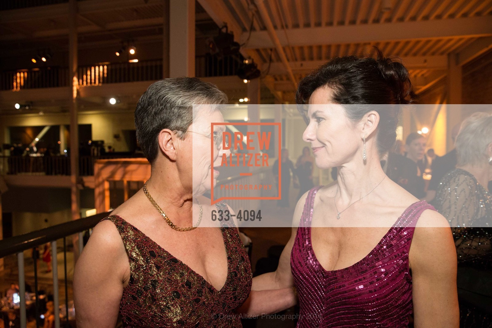 Patti Hume, Celia Fushille, Photo #633-4094