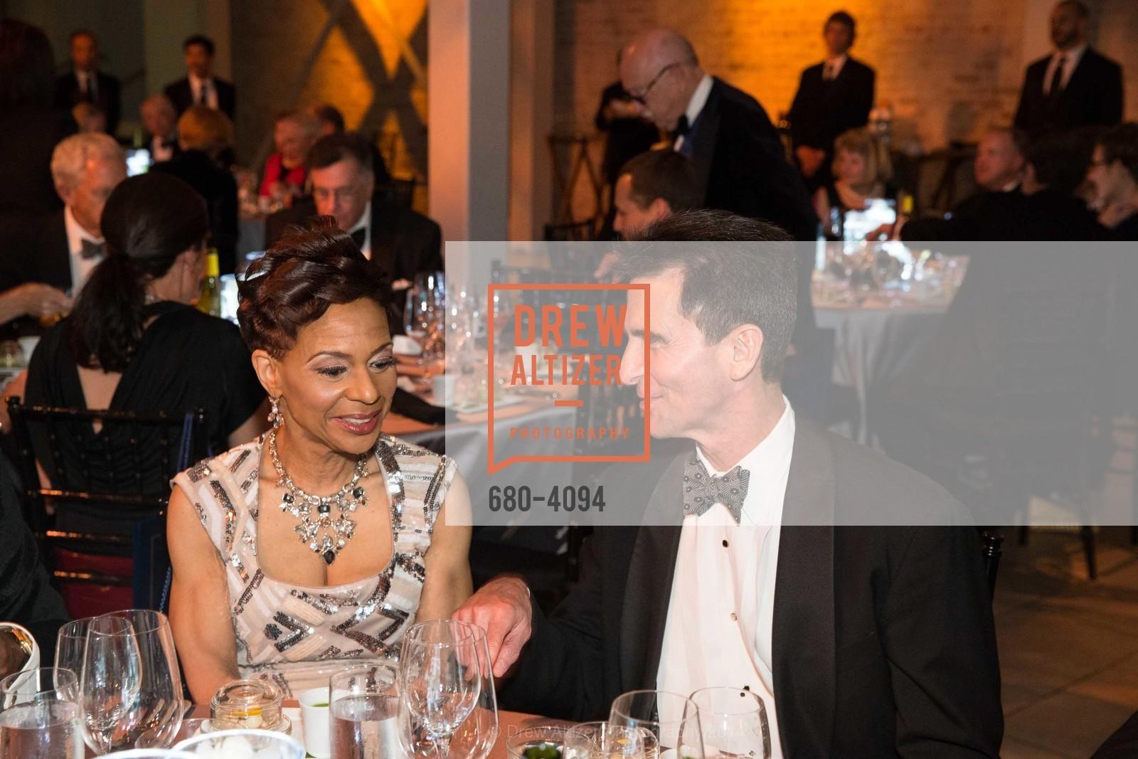 Renel Brooks-Moon, Senator Mark Leno, Photo #680-4094
