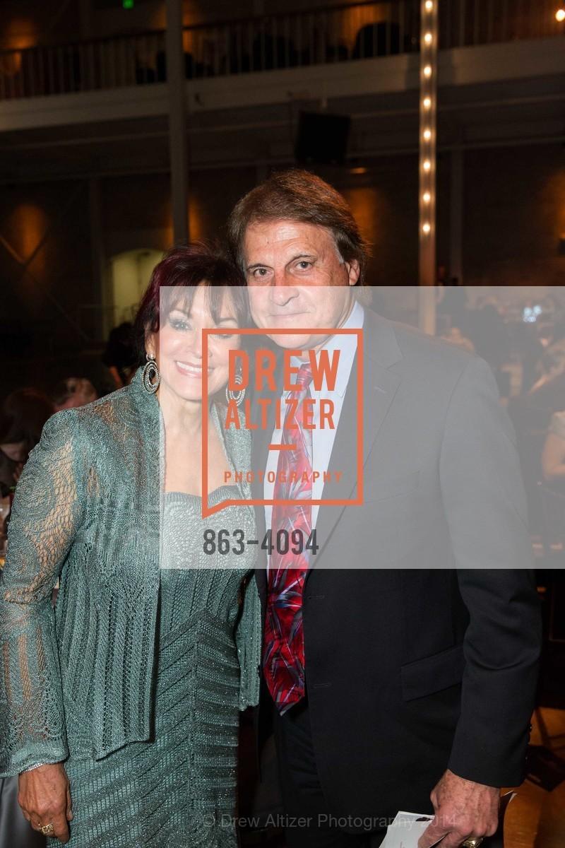 Elaine La Russa, Tony La Russa, Photo #863-4094