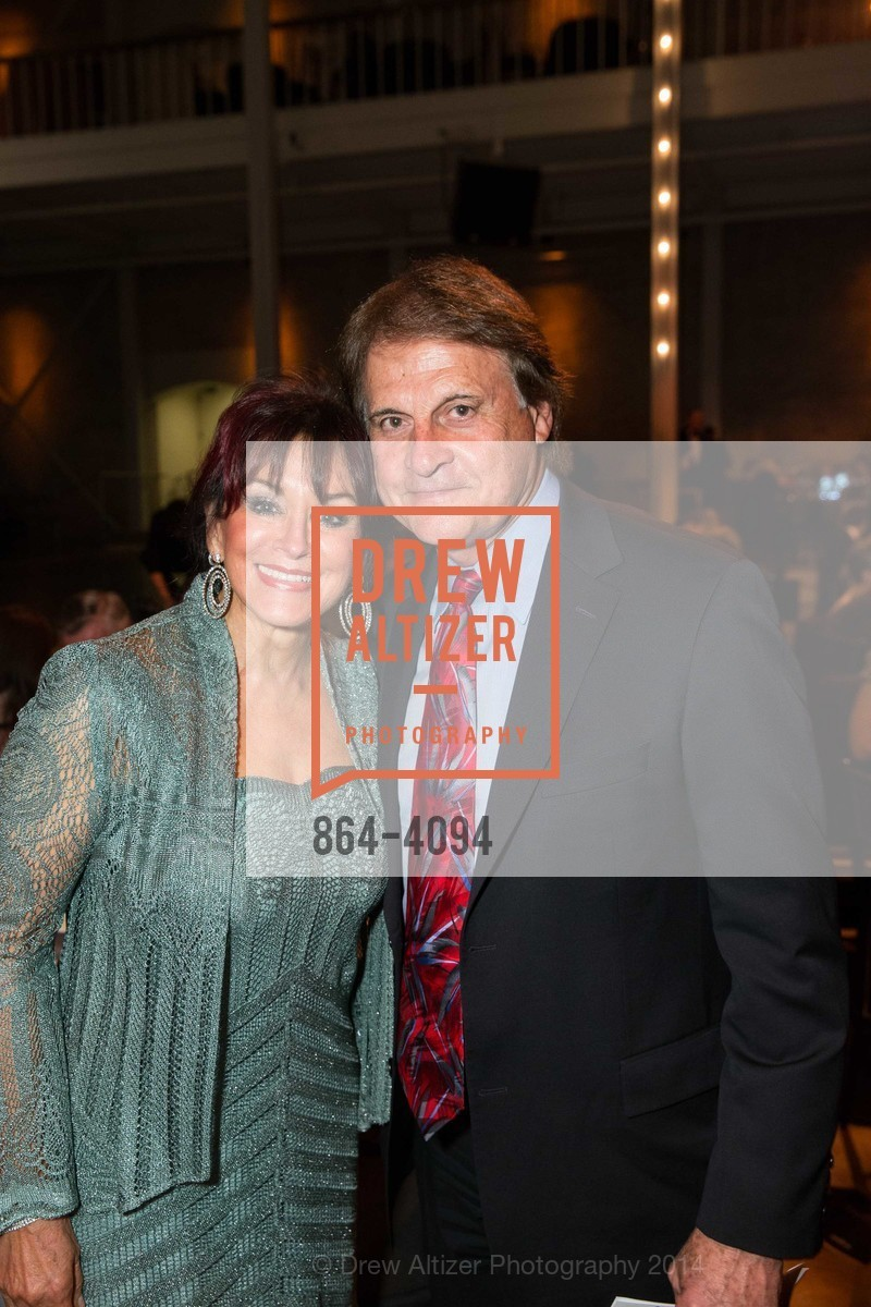 Elaine La Russa, Tony La Russa, Photo #864-4094