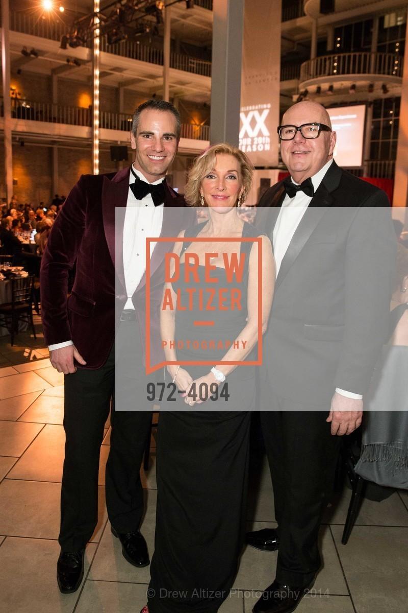 Darren Anderson, Mary Hand, Robert Atkinson, Photo #972-4094