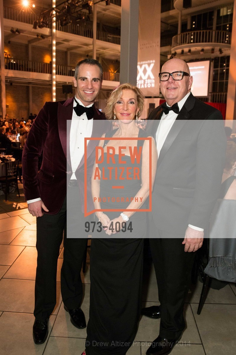 Darren Anderson, Mary Hand, Robert Atkinson, Photo #973-4094