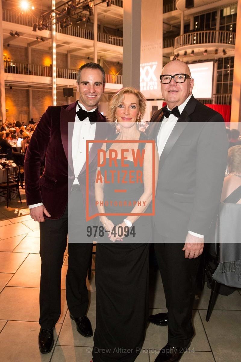 Darren Anderson, Mary Hand, Robert Atkinson, Photo #978-4094