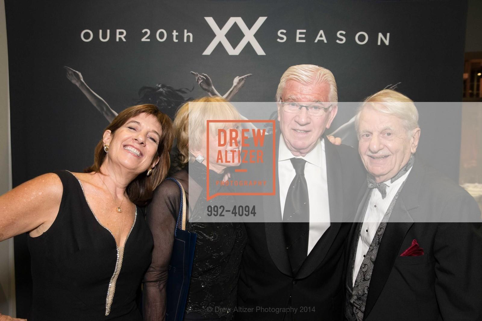 Carla Befera, Elsie Floriani, Ron Wendt, Vic Befera, Photo #992-4094