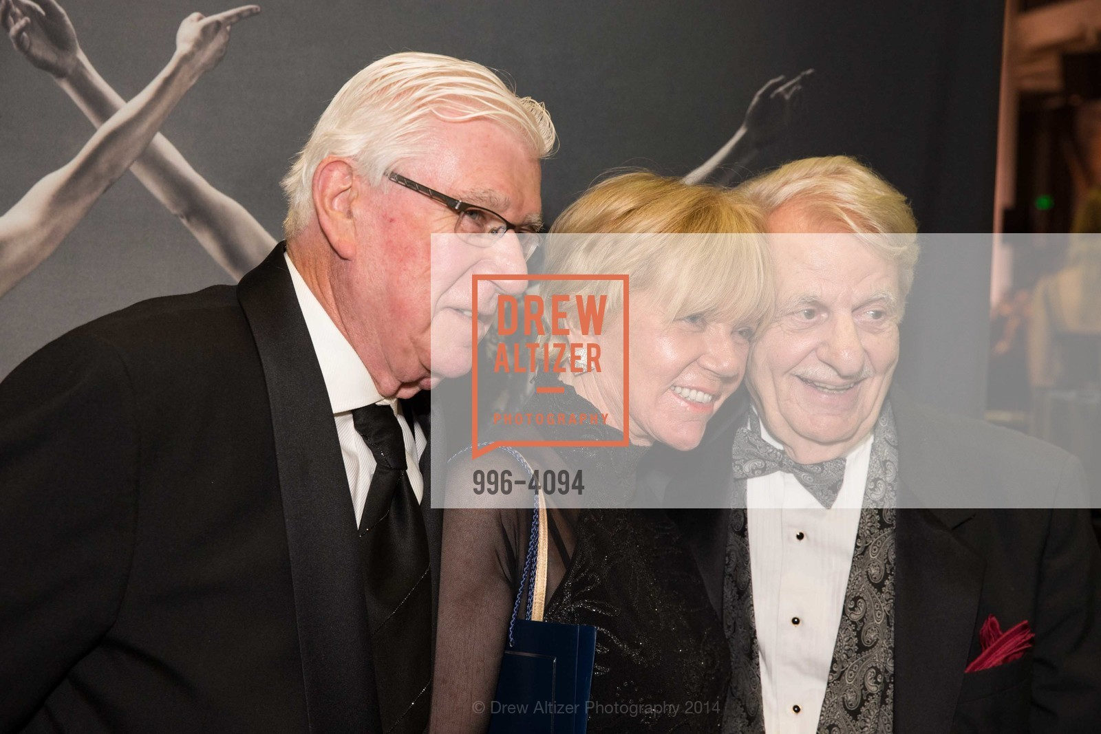 Ron Wendt, Elsie Floriani, Vic Befera, Photo #996-4094