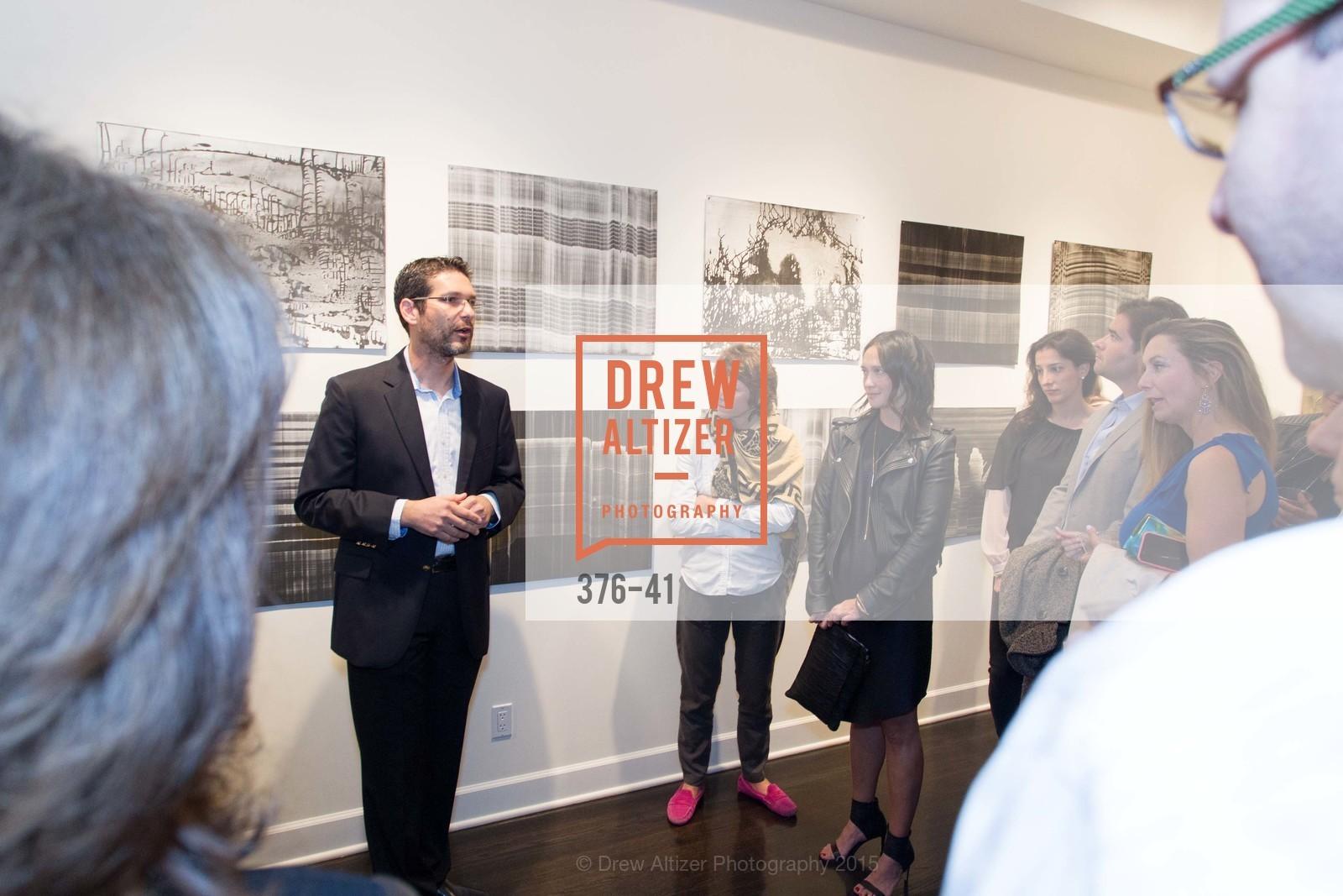 Andy David, Miriam Cabessa, Marissa Halbrecht, Projex Connect presents