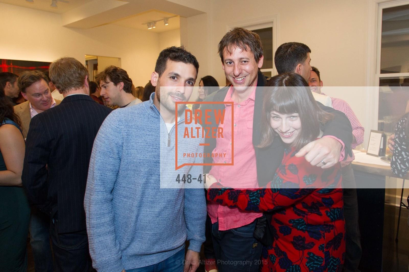 Zohar Muzasi, Ron Levi, Lia Kismee, Projex Connect presents