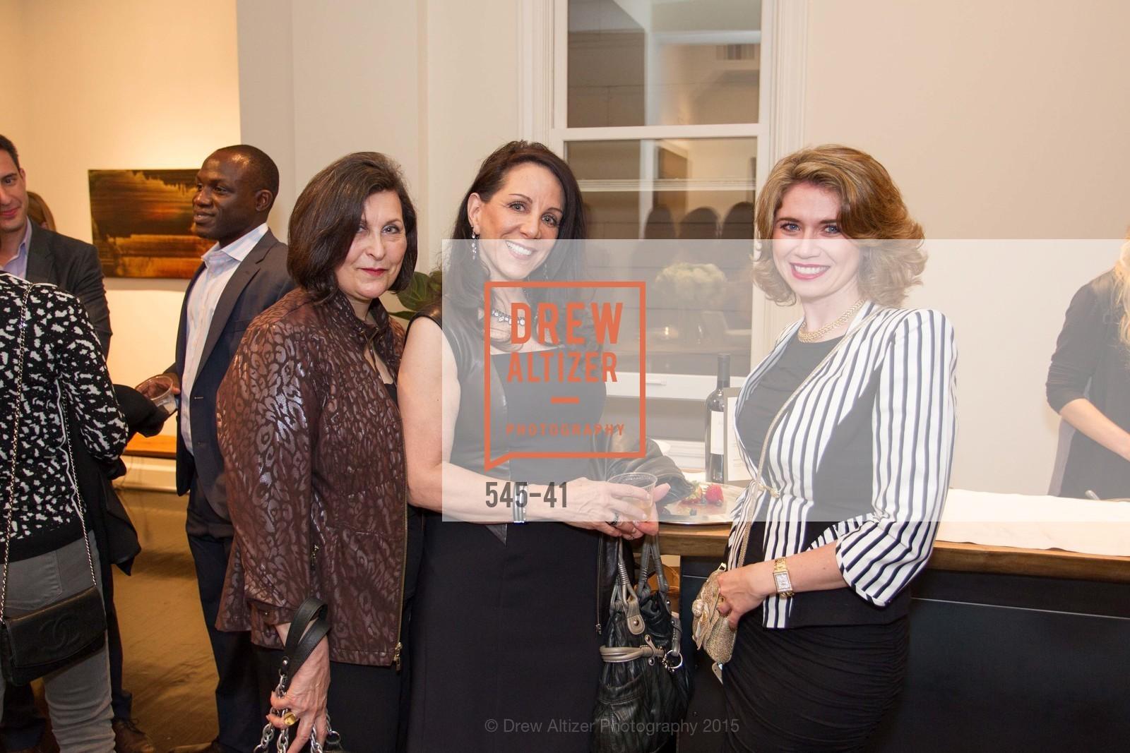 Marlene Anthony, Gloria Paladini, Olga Rybak, Projex Connect presents