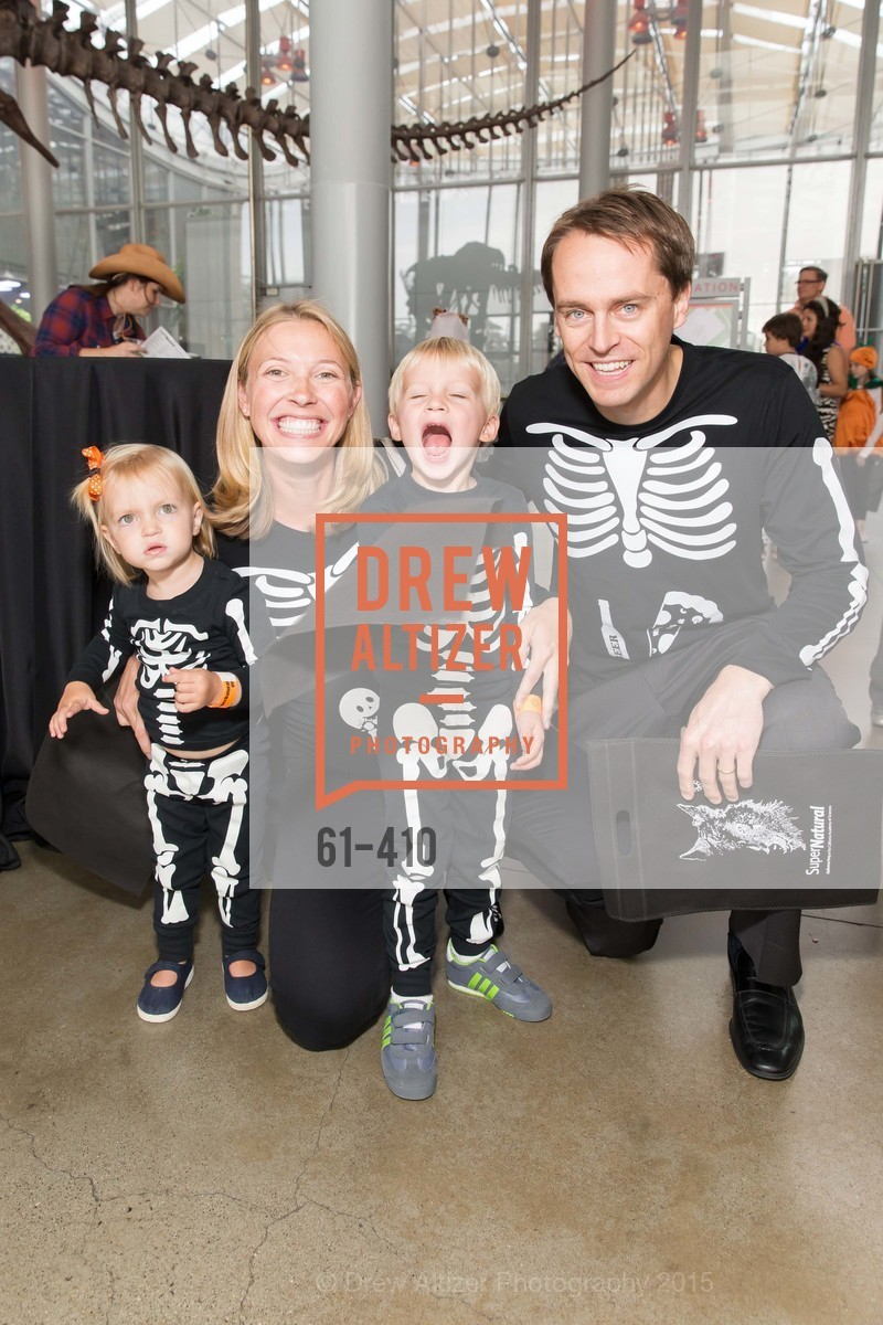 Emma Ramsay, Lindsay Ramsay, Tyler Ramsay, Alex Ramsay, California Academy of Sciences Presents SuperNatural Halloween 2015, California Academy of Science. 	55 Music Concourse Dr, October 23rd, 2015,Drew Altizer, Drew Altizer Photography, full-service agency, private events, San Francisco photographer, photographer california