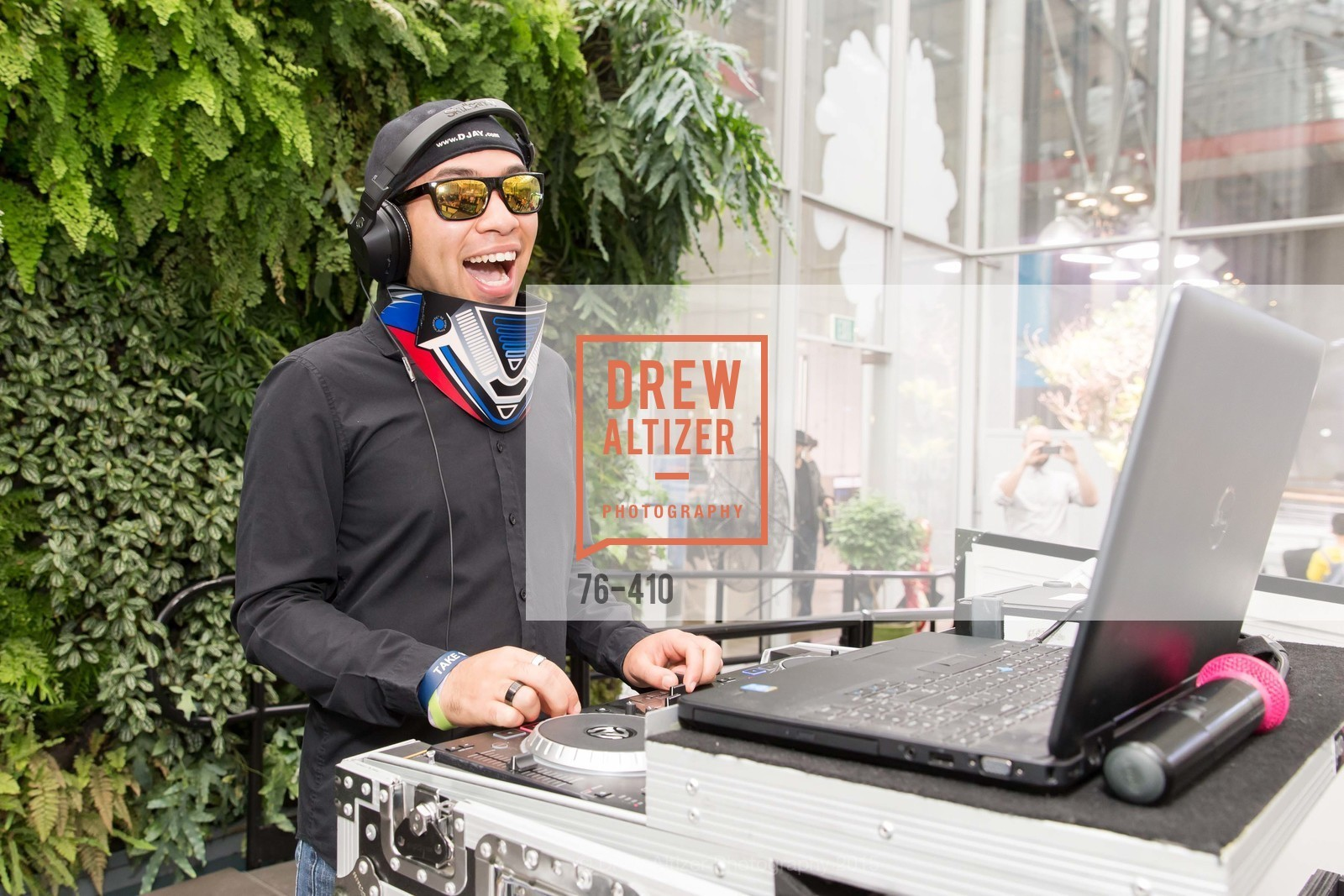 DJ Caliber, California Academy of Sciences Presents SuperNatural Halloween 2015, California Academy of Science. 	55 Music Concourse Dr, October 23rd, 2015,Drew Altizer, Drew Altizer Photography, full-service agency, private events, San Francisco photographer, photographer california