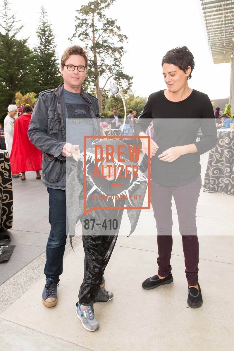 Biz Stone, Jake Stone, Liby Stone, California Academy of Sciences Presents SuperNatural Halloween 2015, California Academy of Science. 	55 Music Concourse Dr, October 23rd, 2015,Drew Altizer, Drew Altizer Photography, full-service agency, private events, San Francisco photographer, photographer california